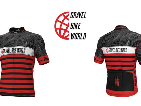 Gravel Bike World Jersey by Bike Inside