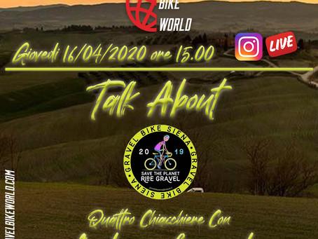 Talk About... Quattro chiacchiere con Gravel Bike Siena