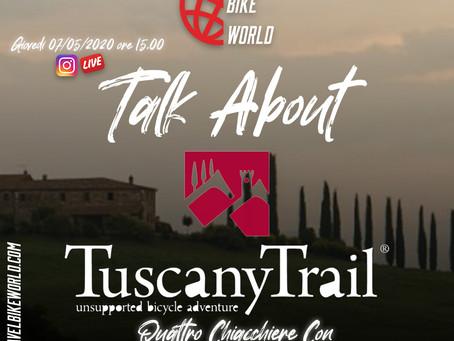 Talk About... Quattro chiacchiere con... Andrea Borchi - Tuscany Trail