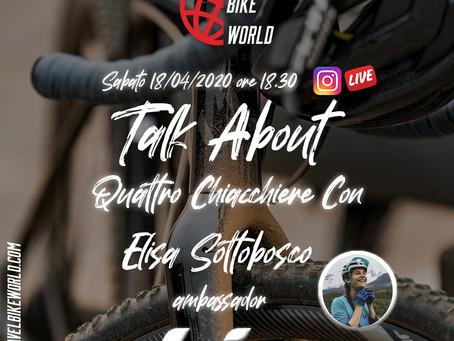 Talk About... Quattro chiacchiere con Elisa Sottobosco - Liv Ambassador