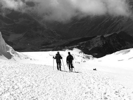 L'educatore come guida alpina