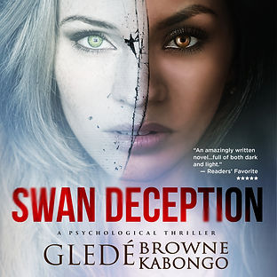Swan Deception Audiobook_Author Glede B