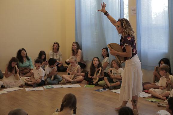 מפגשי מוזיקה לילדים