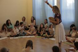 מור שטייגל סדנאות מוסיקה לילדים חנוכה
