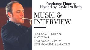 Sam Dechenne Interview