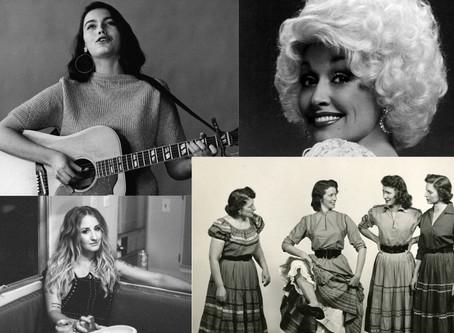 Spotify #8: Señoras del country