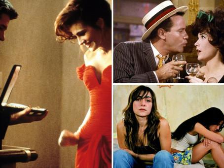 Al cine con las gafas moradas: esas putas tan felices que vemos en las películas
