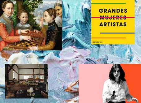Seis recomendaciones para reivindicar más mujeres en el arte