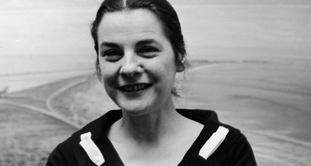 La escritora Mary MacCarthy