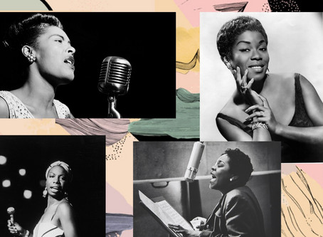 Spotify #6: Señoras del jazz