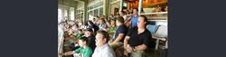 SWB Sports Cricket Hospitality box