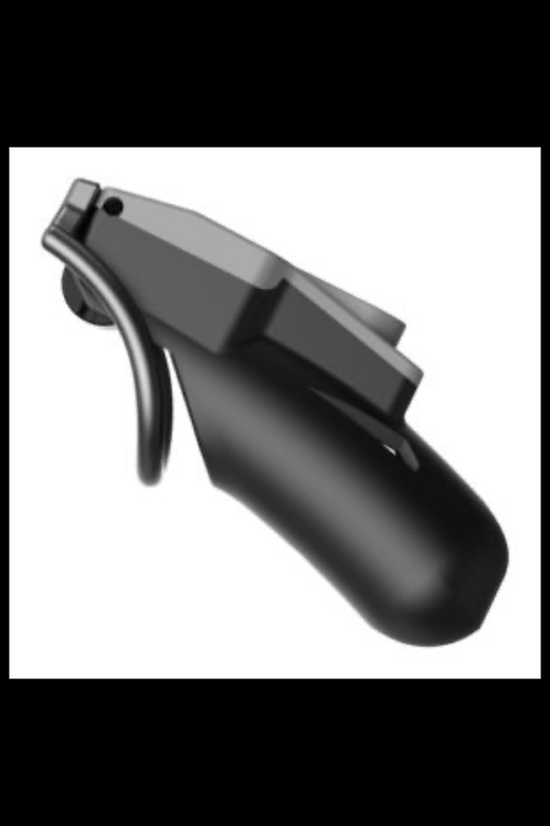 Chastity: App-controlled cockcage device