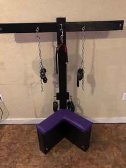CBT bondage chair