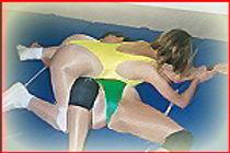 wrestling crossbody