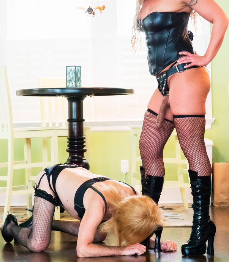 sissy worship boots Mistress