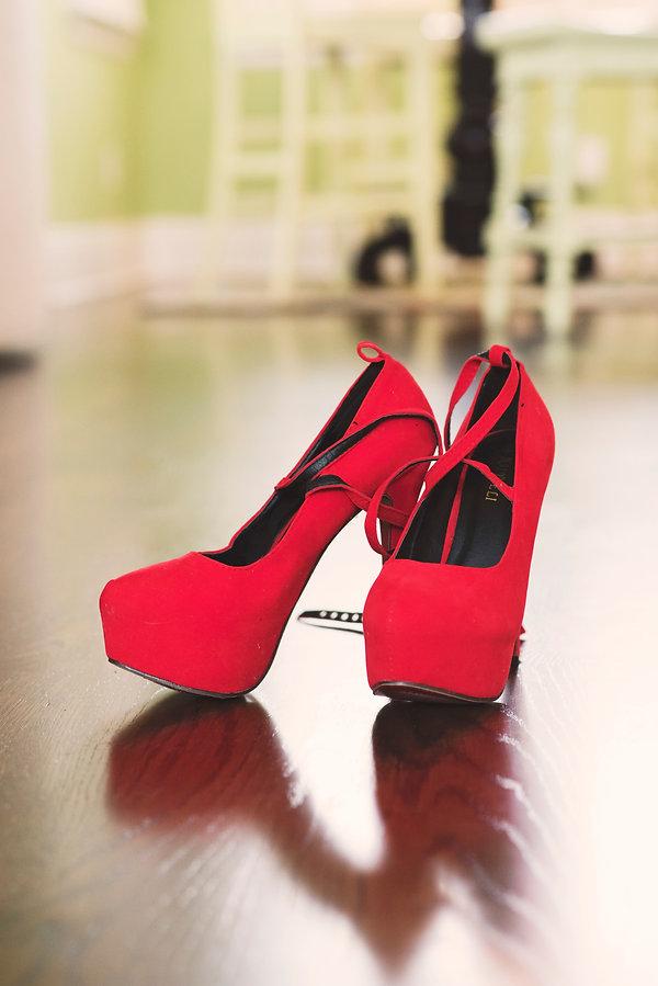 Raleigh Dominatrix Fashion High Heels