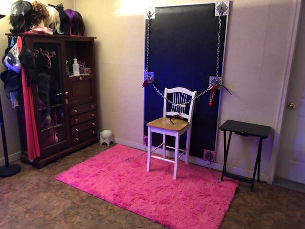 sissy area forced feminization