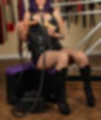 Mistress Blaze with Venus 2000