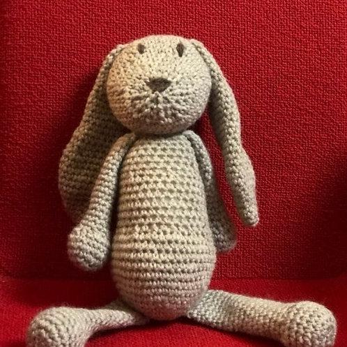 Hand Crochet Plush Puppy