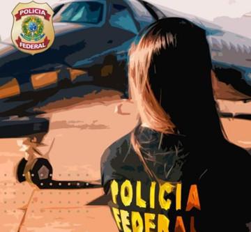 PF deflagra operação contra o tráfico internacional