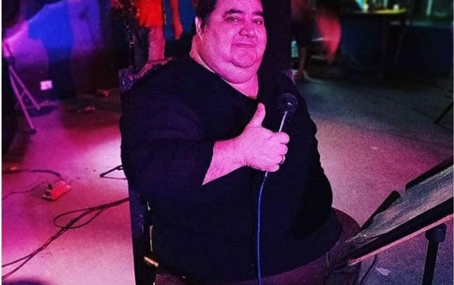 Amazonas perde mais um de seus cantores, Mustafa Said
