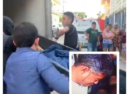 Tio Monstro é preso após estuprar e matar a própria sobrinha em Manaus