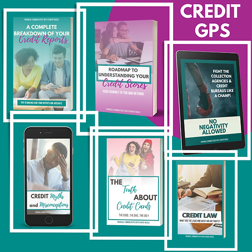 Credit Repair GPS Bundle