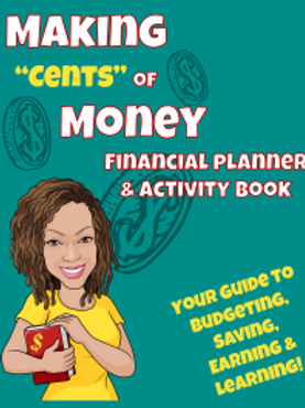"Making""Cents"" of Money e-Planner & Activity Book"