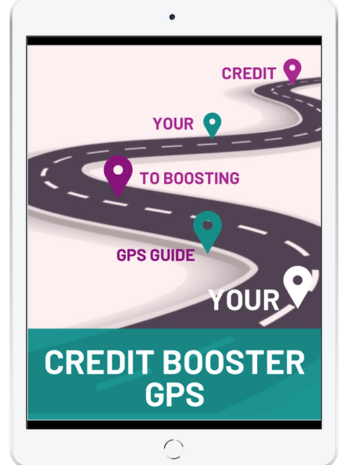 Credit Booster GPS