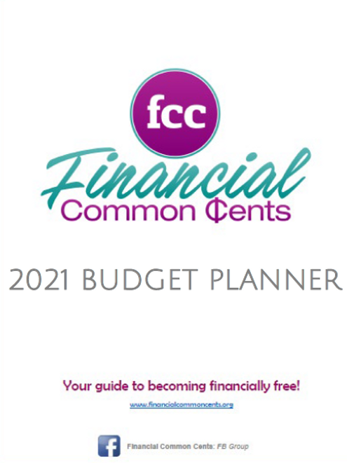 2021 FCC Budget Planner