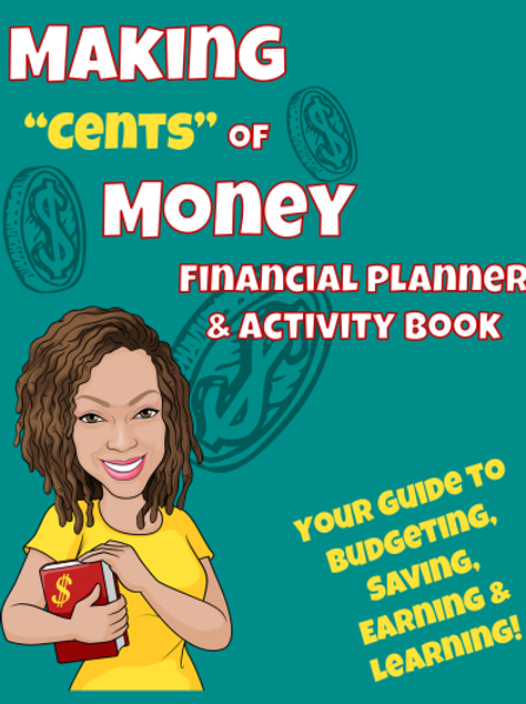 """Making""""Cents"""" of Money Bundle (with e-planner)"""