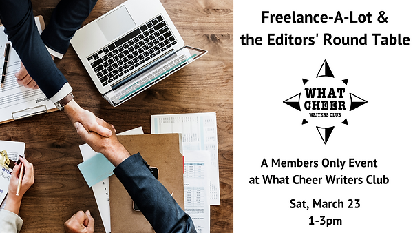 Freelance-A-Lot & the Editors' Round Tab