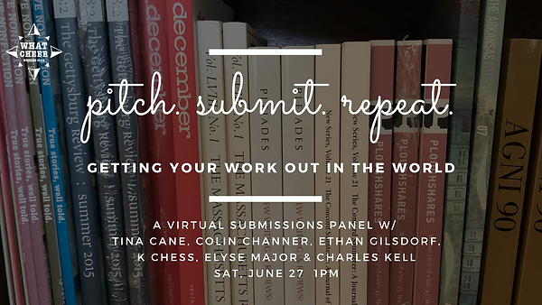A virtual submissions panel w_ Tina Cane