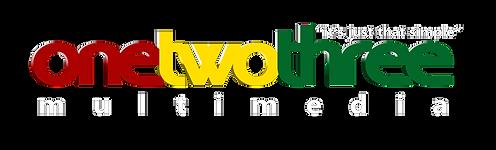 OneTwoThree Multimedia Logo