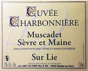 Cuvée Charbonnière « Excellence 2015 »