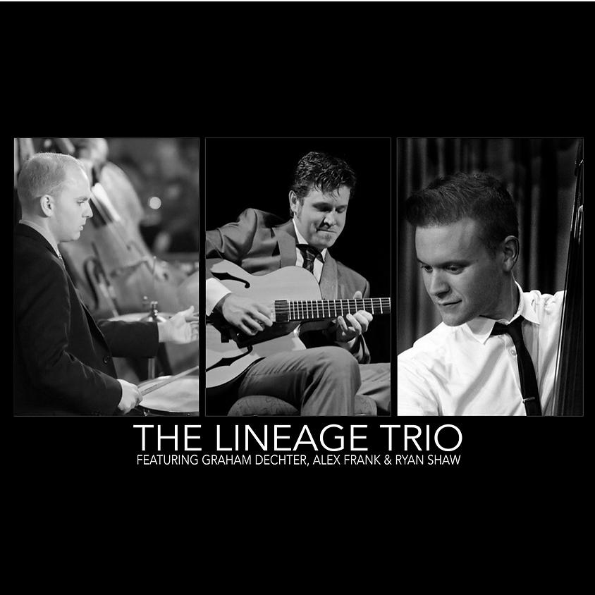 The Lineage Trio with Tamir Hendelman night 1