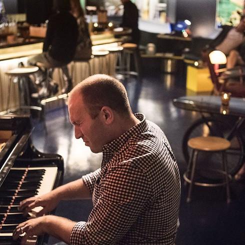 Max Haymer Trio plus Bob Reynolds