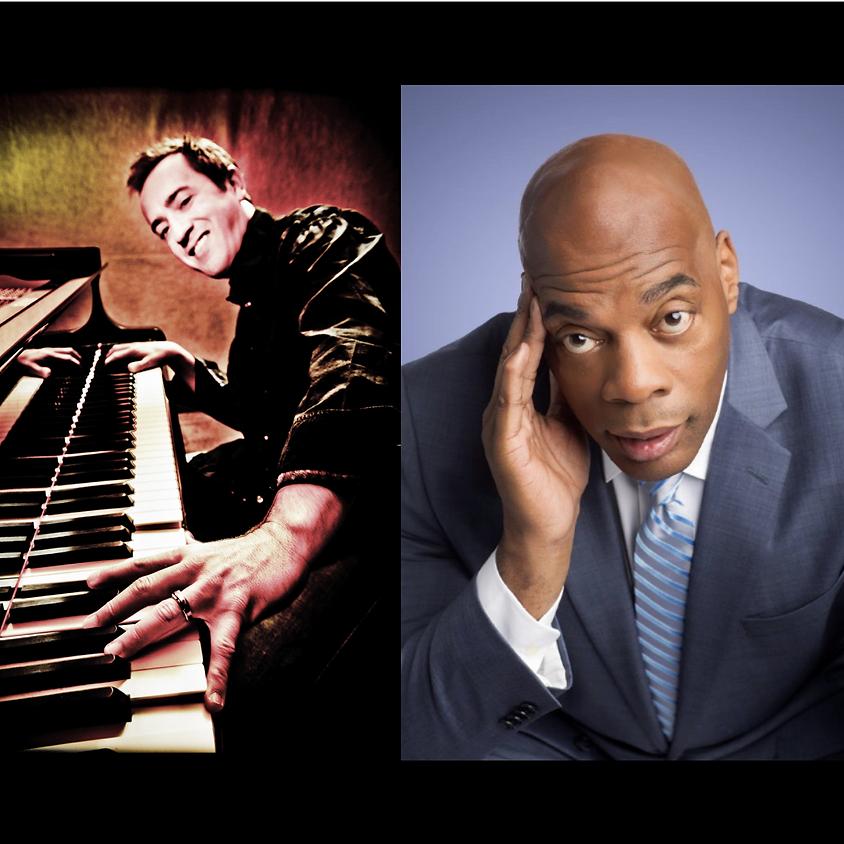 Geoffrey Keezer Trio with comedian Alonzo Bodden