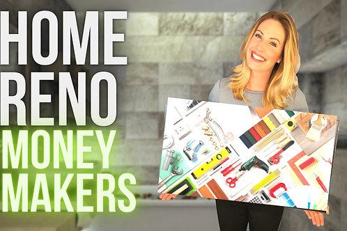 Home Seller's RENO CHECKLIST