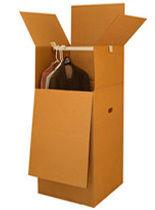 2 Wardrobe Boxes