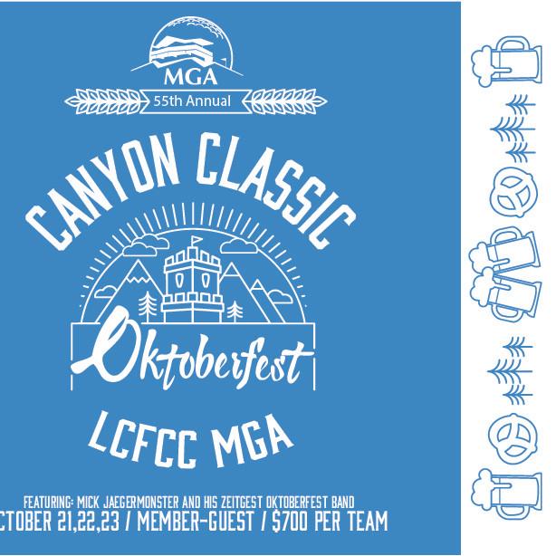 LCFCC MGA Canyon Classic
