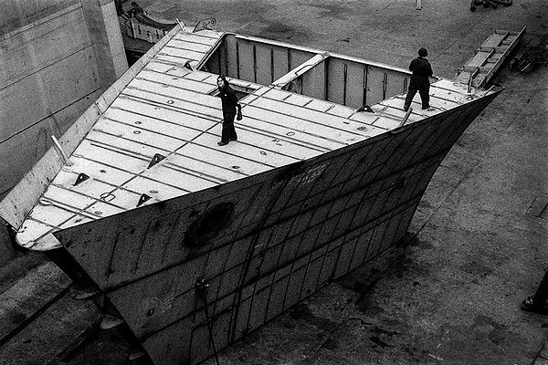Ship building Sunderland