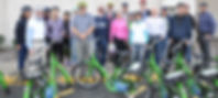 Bicycle Class Group Picture