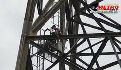 installasi tower 3