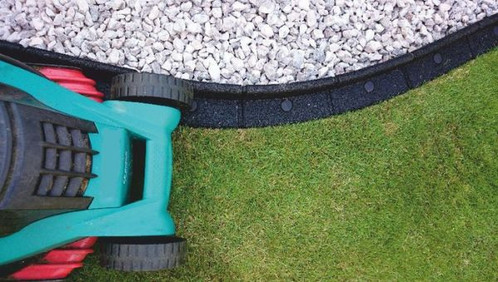 Flexible Design   Flexi Border Can Bend Up To 70 Degrees So Can Be Used To  Create Crisp, Modern Curves Around Beds, Paths And Driveways ...