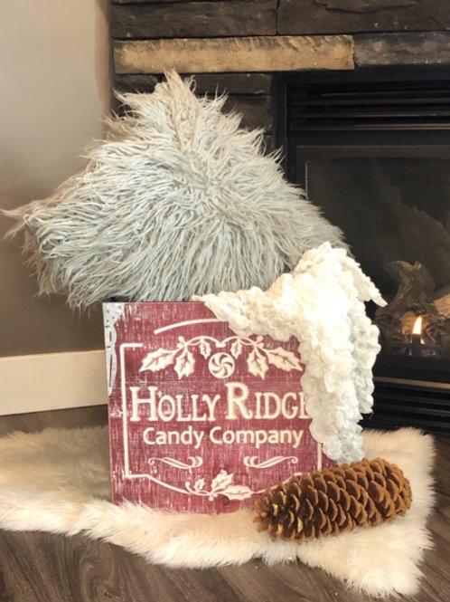 Large Holly Ridge Wooden Box