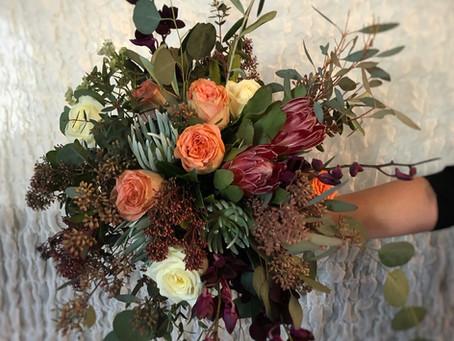 Choosing a florist