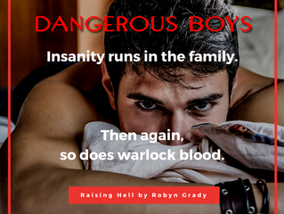 Dangerous Boys - pre-order now!