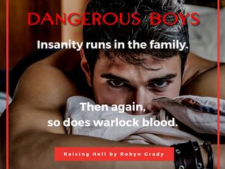 Dangerous Boys - pre-order now!