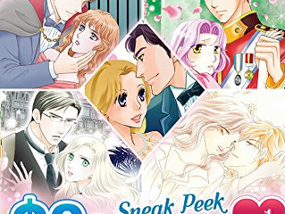 FREE SNEAK PEEK Harlequin Romance Comics